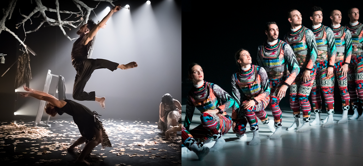 NATIONAL DANCE COMPANY WALES: FOLK + TUNDRA
