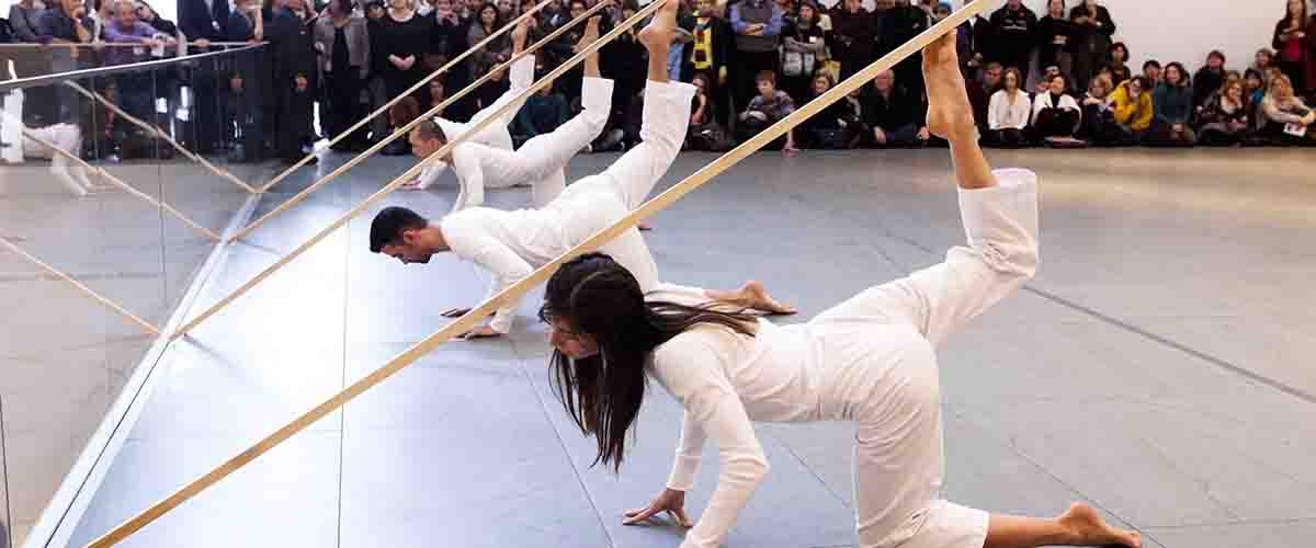 Trisha Brown Dance Company. In Plain Site