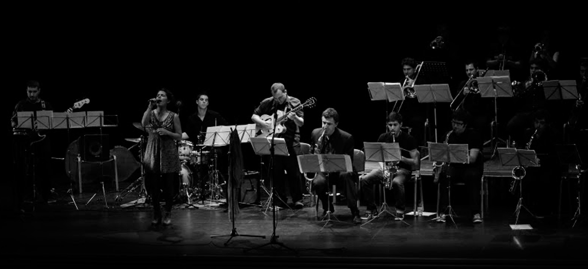 Big Band. Conservatorio Superior De Música De Navarra